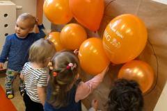 Balonowa Dynia