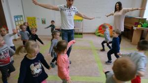Pokazowe zajęcia taneczne