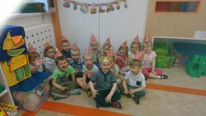 Urodziny Mateusza grupa czerwona