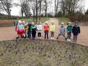 W poszukiwaniu wiosny grupa zielona