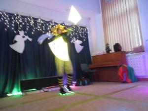 Zabawa światłem - spotkanie z magikiem