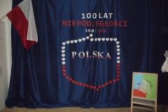 11 listopada - 100lecie odzyskania niepodległości