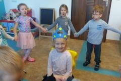 Urodziny Hani grupa niebieska