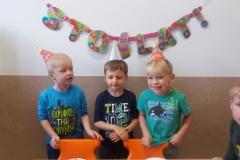 Urodziny Leona grupa czerwona
